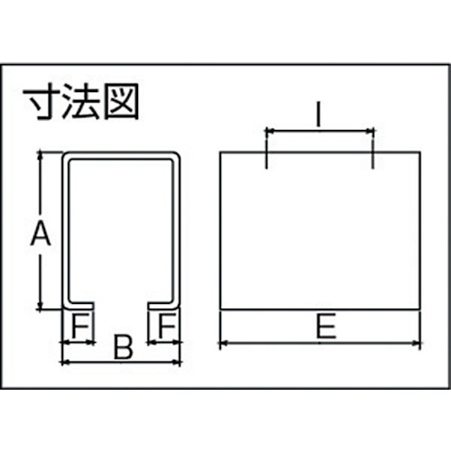 ダイケン 5号 ドアハンガー用 天井継受下製品図面・寸法図