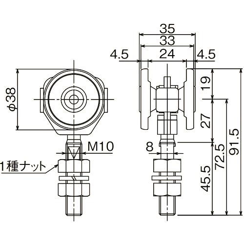ダイケン スチール2号・マテハン MTH2 単車2型
